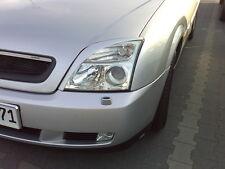 Opel Vectra C Scheinwerferblenden Böser Blick ABS tuning-rs.eu