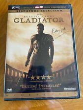 Gladiator (Dvd, 2000, 2-Disc Set) Signature Selection Movie