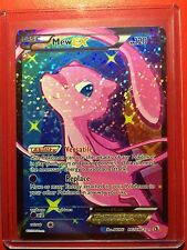 Pokemon card - Mew EX Legendary Treasures RC Collection RC24 Full Art OP Radiant