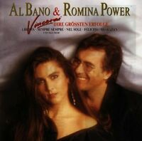 Al Bano & Romina Power Vincerai-Ihre grössten Erfolge (1991) [CD]