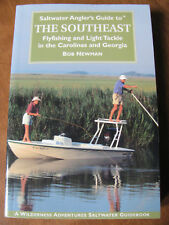 Saltwater Angler's Guide to the Southeast: Flyfishing and Light Tackle Newman