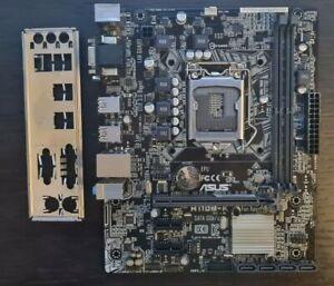 ASUS H110M - K Lga1151 DDR4  Motherboard
