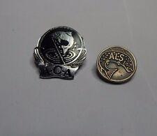 2 Fishing Angling Association Badges A.C.A & ALS   DR2