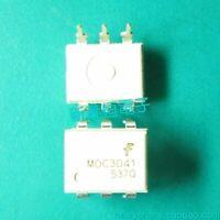 5 PCS MOC3041 DIP-6 FSC OPTOCOUPLERS NEW GOOD QUALITY