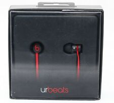 Authentic Beats by Dr. Dre UrBeats 2.0 In Ear Headphones iPhone Apple RED/BLK OB