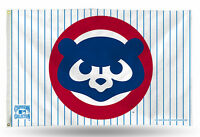 "Chicago Cubs 1984 Cooperstown MLB Banner Flag 3' x 5' (36"" x 60"") ~ NEW"