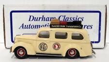 Durham Classics 1/43 Scale DC23B - 1939 Ford Tour Bus
