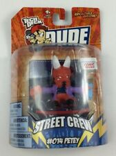 Tech Deck Street Crew Dude #014 Petey Figure