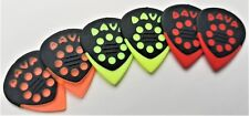 DAVA Control Guitar PICKS jazz grip combo pack 6 PICKS in pack Great Deal