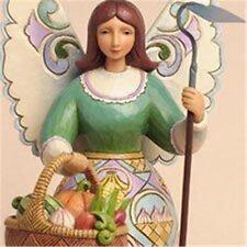 JIM SHORE Gardening ANGEL With Basket -Love Grows Here- #4033803-MSRP $55.00-NIB