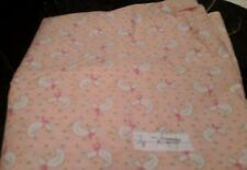 """Country Geese, Peach colored background 44""""x 7/8th yd M31"""
