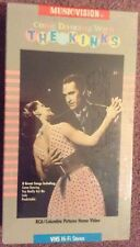BRAND NEW The Kinks : Come Dancing With The Kinks VHS Video Tape Ray Davies
