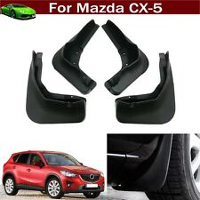 4x Mud Flap Splash Guard Fender Mudguard Mudflap For Mazda CX5 CX-5 2013-2017