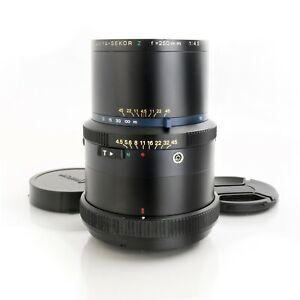 Mamiya Objectif Sekor Z 250mm Lens #1980