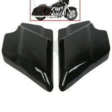 ABS Side Cover Panel For Harley Davidson Touring Street Glide 09-18 Vivid Black