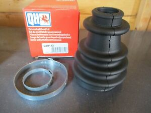 QJB112 New QH Outer CV Boot Kit FITS: Renault 5 9 11 16 18 21 25 Express Extra