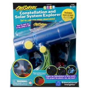 Educational Insight Constellation Projector Solar System Explorer Electronic Toy