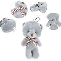 Cute Stuffed Animal Bear Soft Plush Doll Toy Birthday Valentine Festival Gifts