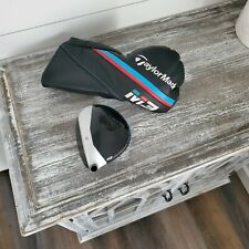 EXCELLENT! TAYLORMADE M3 440 DRIVER 9 DEGREE HEAD and HEADCOVER ONLY