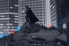 The Dark Knight VARIANT Laurent Durieux Mondo Batman X/225 Nolan Alamo IN HAND