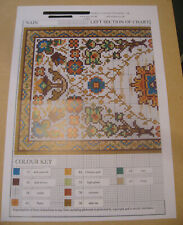 "Latch hook rug chart, discontinued stock, original Readicut design ""Nain"""