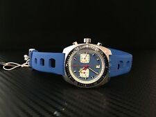 ZODIAC ZO3007 Limited Edition Blue Sea Dragon Chronograph Men's Watch