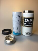 YETI Rambler 12 oz. Colster Slim Can Insulator for The Slim Hard Seltzer Can