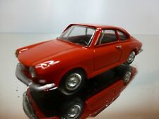 PANORAMA SIMCA 1000 COUPE 1962 - RED 1:43 - EXCELLENT CONDITION - 9