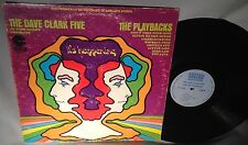 LP DAVE CLARK FIVE/THE PLAYBACKS It's Happening (DC5 5) CUSTOM CS 1098 VG/VG