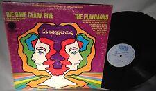 LP DAVE CLARK FIVE/THE PLAYBACKS It's Happening (DC5 5) CUSTOM CS 1098 VG/VG