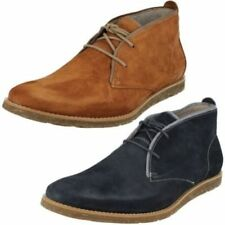 Hush Puppies Women's Lace Up Desert Boots for Men