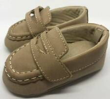 Baby Deer Tan Slip-On Loafer Baby Size 0 1 2 3