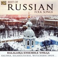 Balalaika-Ensemble Wolga - Best Of Russian Folk Songs [CD]