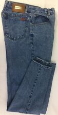 Lawman Womens Jeans Size 9 Straight Leg Medium Wash Blue 5 Pocket Zipper Fly