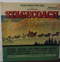 Orig Motion Picture Score Stagecoach vinyl  56077     092318LLE