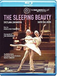 The Sleeping Beauty - The Bolshoi Ballet [Blu-ray][Region Free] [2012] [DVD]