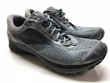 Brooks Ghost 10 Men Running Shoes Sz 15 W Silver