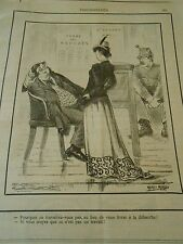 Typo 1890 Ordre des Avocats livrer à la débauche