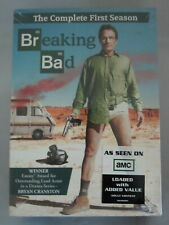 Breaking Bad - The First 3 Seasons on DVD New & Sealed