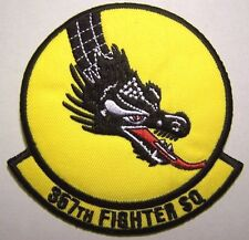 USAF 357th Fighter Squadron Patch
