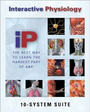 Pearson Interactive Physiology 10-System Suite Cd-Rom