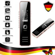 Digital Voice Recorder Activated Mini Digital Sound Audio Dictaphone MP3-Spieler