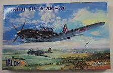 Valom 1/72 Sukhoi SU-6 AM-42 Soviet Attack Plane 72001 New