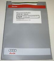 Werkstatthandbuch Audi A8 D2 4D 6 Gang Schaltgetriebe 01E Frontantrieb ab 1994 !