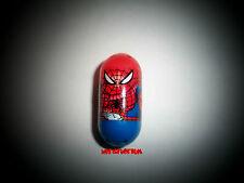 Marvel Universe Mighty Beanz 1 Spider-Man Bean 2010 Venom Avengers NEW NOOP