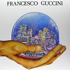 Guccini Francesco Metropolis Edition Numbered VINYL 180 GRAMS NEW