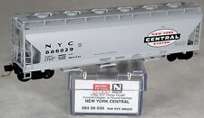 N Scale 3-Bay ACF Center Flow Hopper - New York Central #886029 - MTL #09300030