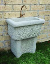 BONFANTE Lavello Acquaio da muro pietra ricostruita DORDOGNA Grigio