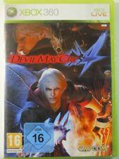 !!! Xbox 360 juego Devil May Cry 4, usados pero bien!!!