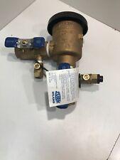 Zurn 34-720A Wilkins Pressure Vacuum Breaker 3/4-Inch Assembly